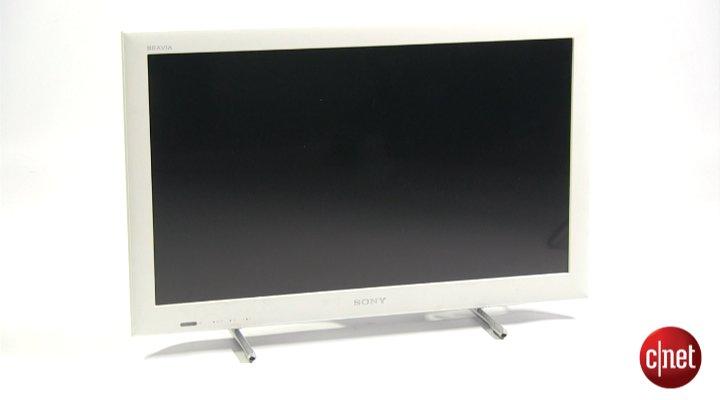Démo de Sony KDL-26EX550