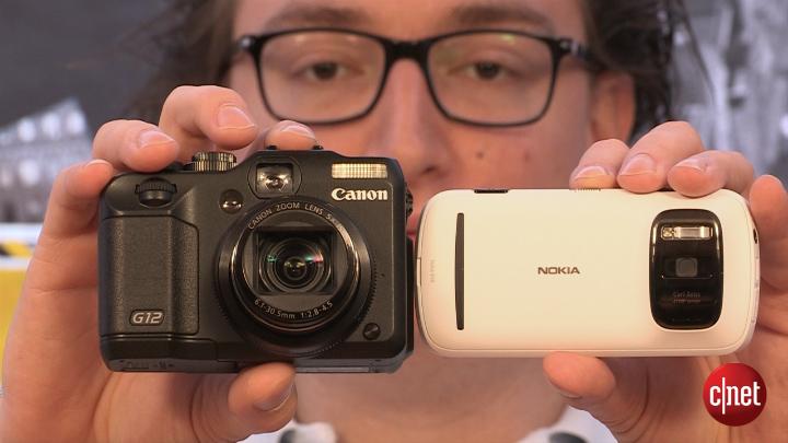 Nokia 808 Pureview : le photophone de 38 megapixel