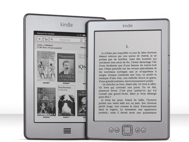 Amazon lancerait son premier smartphone et quatre nouveaux Kindle