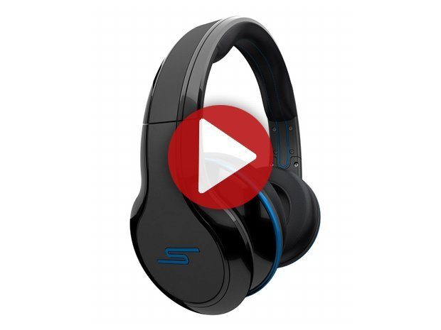 Démo du Casque SMS Audio STREET by 50