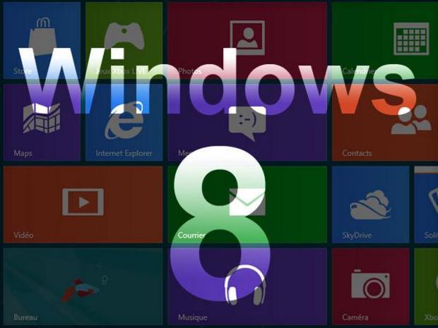 Windows 8 sera bien lancé en octobre 2012