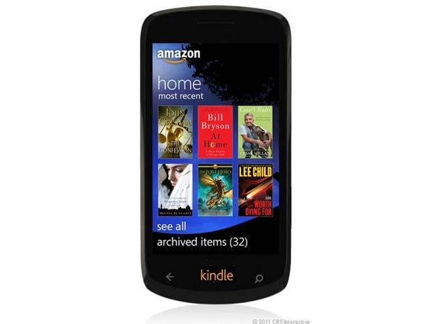 Kindle Phone, la nouvelle arme d'Amazon ?