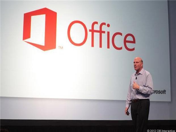 Office 2013 : Microsoft dévoile sa nouvelle suite bureautique