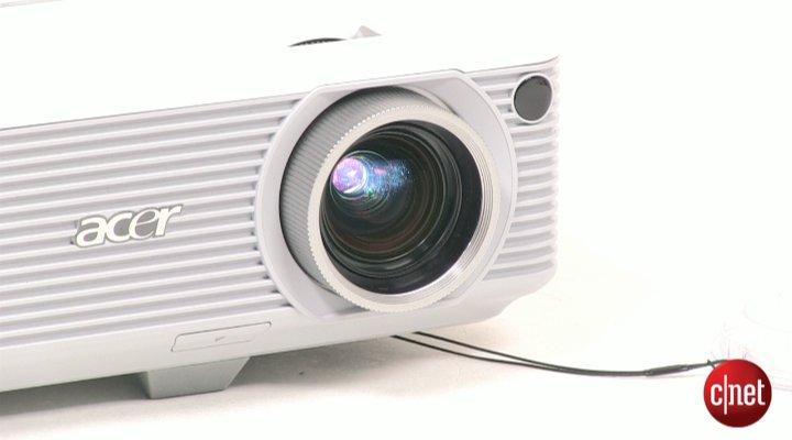Démo du vidéoprojecteur Acer H6500
