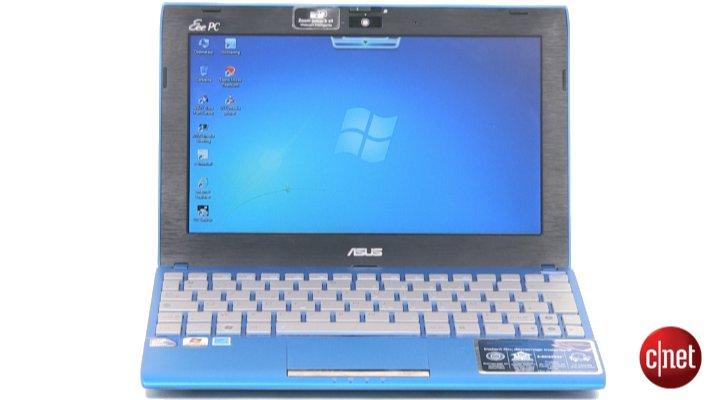 Démo de l'Asus Eee PC 1025CE