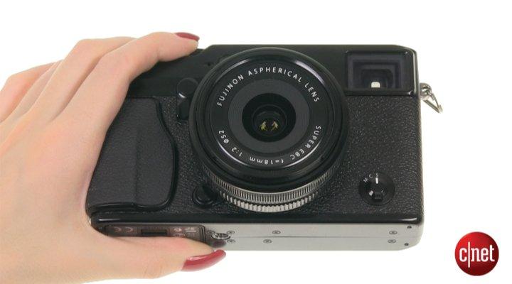 Démo du Fujifilm X-Pro1