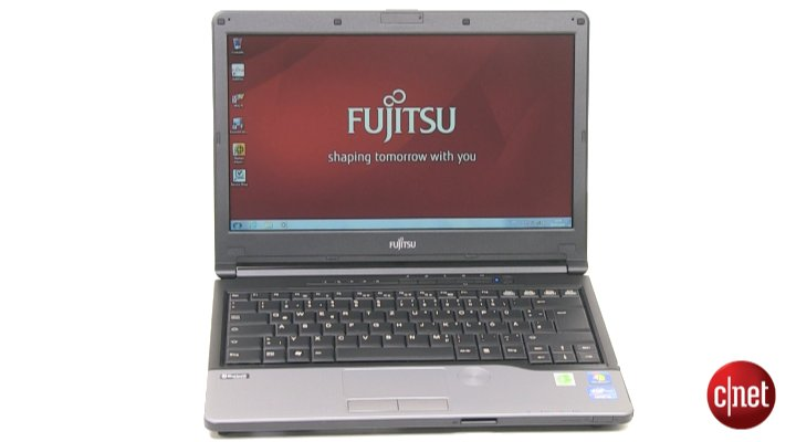 Démo de l'ordinateur Fujitsu Lifebook S792