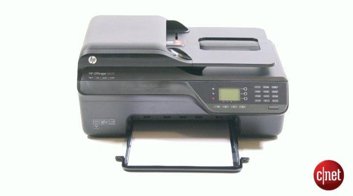 Démo de l'Imprimante HP Officejet Pro 4620