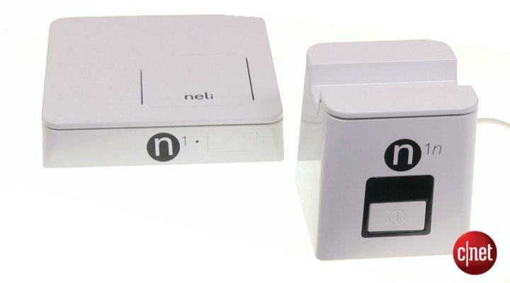Démo du diffuseur TNT HD Neli N1