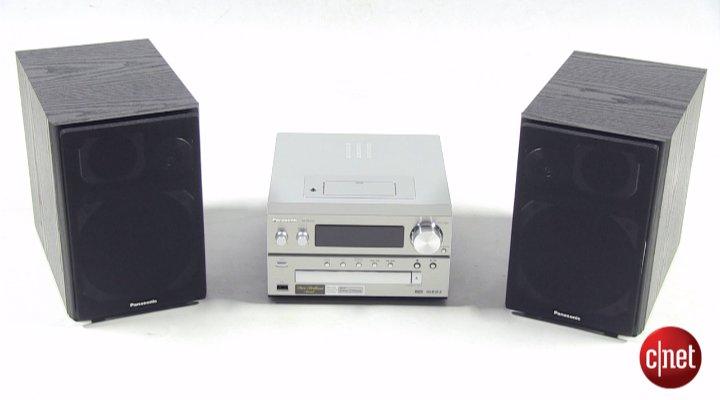 Démo de la micro-chaîne hi-fi Panasonic SC-PMX05