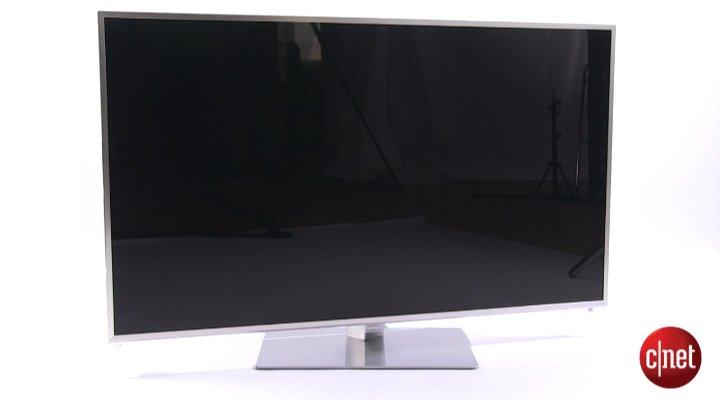 Démo de la TV Panasonic TX-L42DT50E