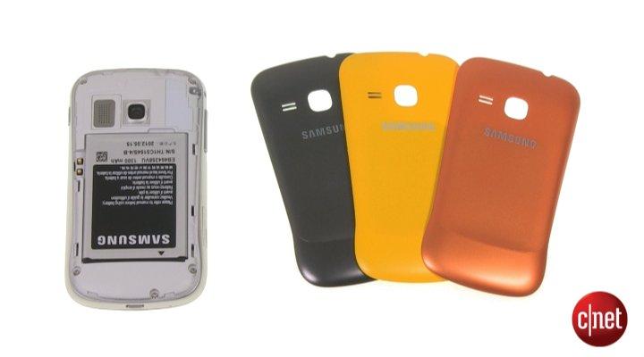 Démo du Samsung Galaxy Mini 2