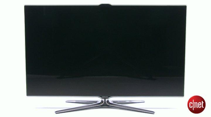 Démo du téléviseur Samsung UE46ES7000SXZF