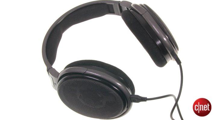 Démo du casque Sennheiser HD 650