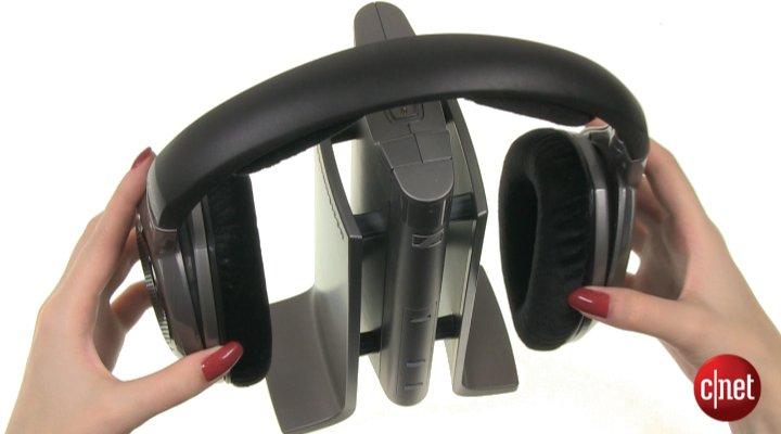 Démo du casque Sennheiser RS 180
