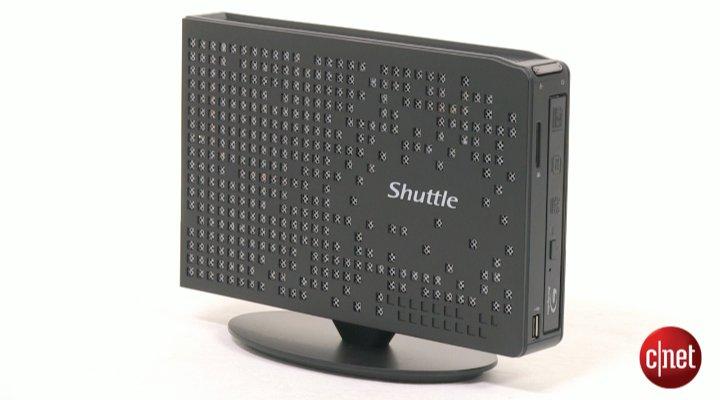 Démo du Shuttle XS35GTA V3