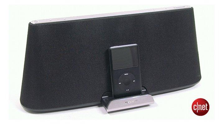 Démo de la Sony-RDP-XA700iP