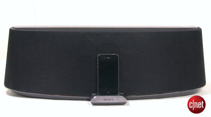 Démo de la Sony RDP-XA900iP