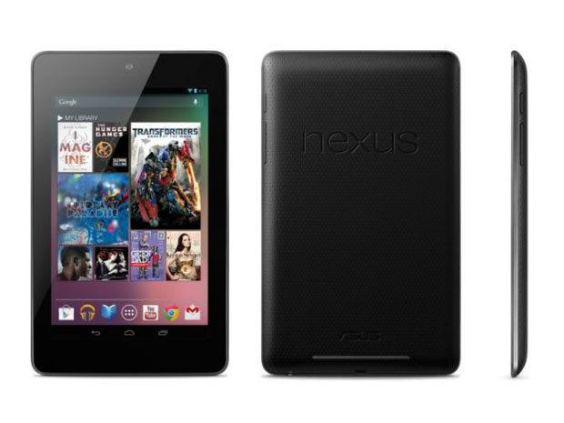 La Nexus 7 disponible en France sur le site de Google
