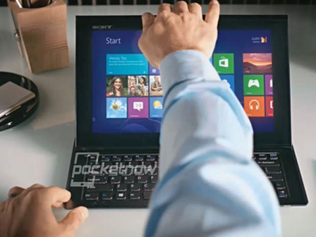 IFA 2012 : Sony Vaio Duo 11, tablette hybride Windows 8