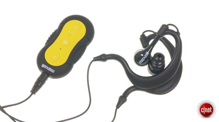 Démo du Maxell Waterproof MP3