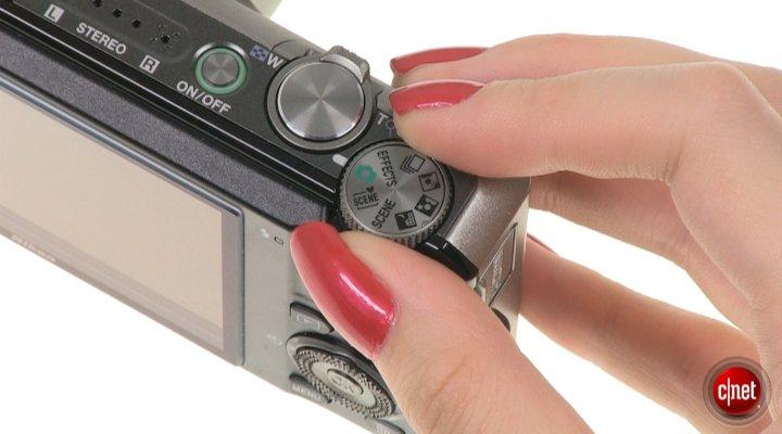 Démo du Nikon Coolpix S9100