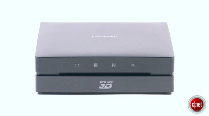 Démo du Samsung BD-ES6000
