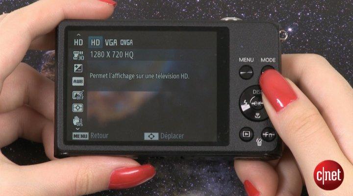 Démo du Samsung ST88