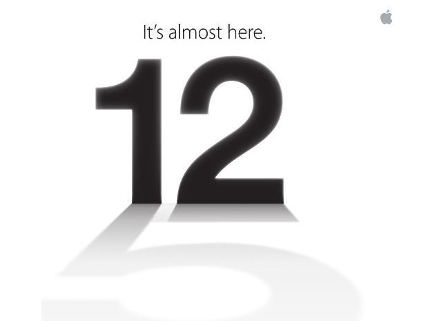 Keynote nouvel Apple iPhone 5 : le live de CNET France