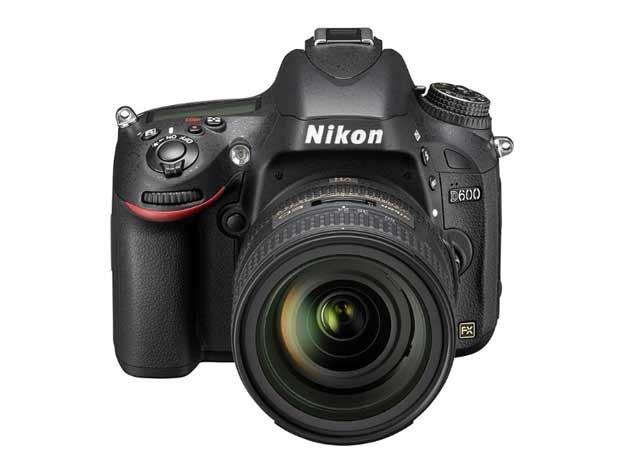 Nikon dévoile son reflex numérique D600