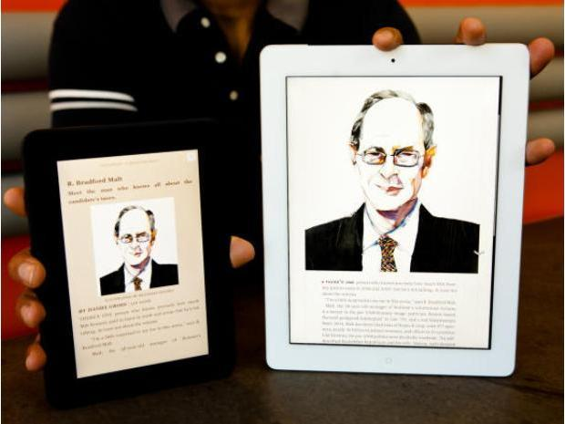 iPad contre Kindle Fire HD : quelle tablette pour consommer du contenu ?