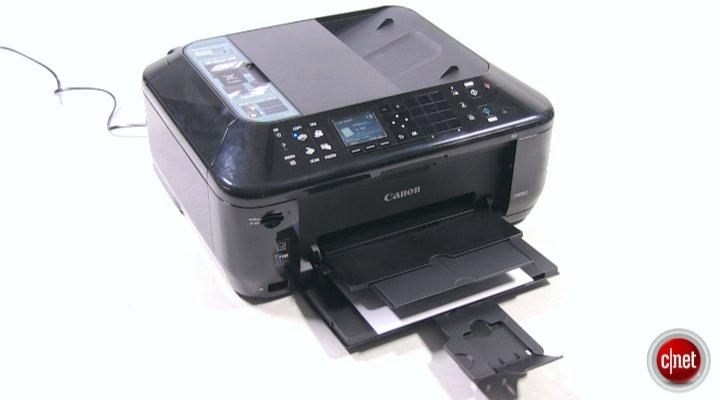 Démo de l'Imprimante Canon PIXMA MX375