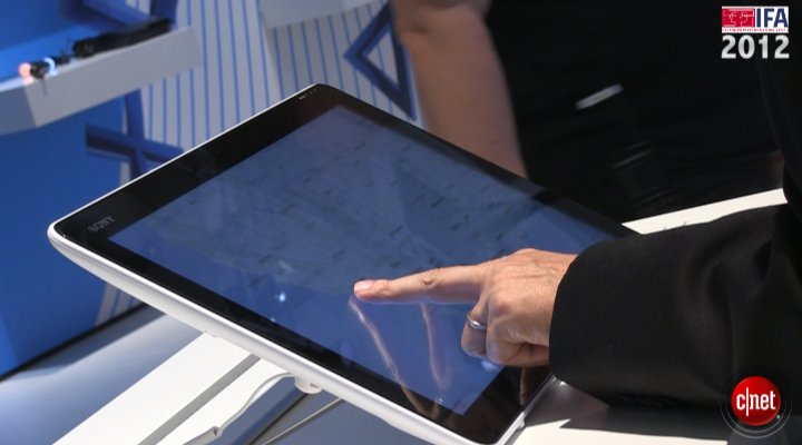 IFA 2012 : Sony Vaio Tap 20
