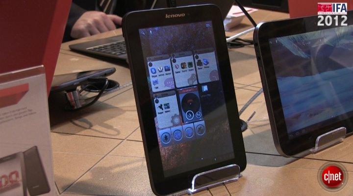 IFA 2012 : Lenovo Ideapad A2107A