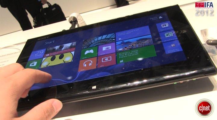 IFA 2012 : Sony Vaio Duo 11