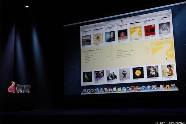 iTunes desktop