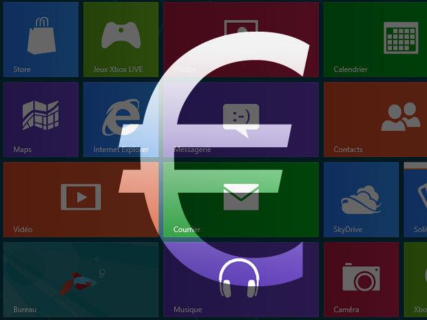 Tous les prix de Windows 8, en mise à jour ou pour une nouvelle installation