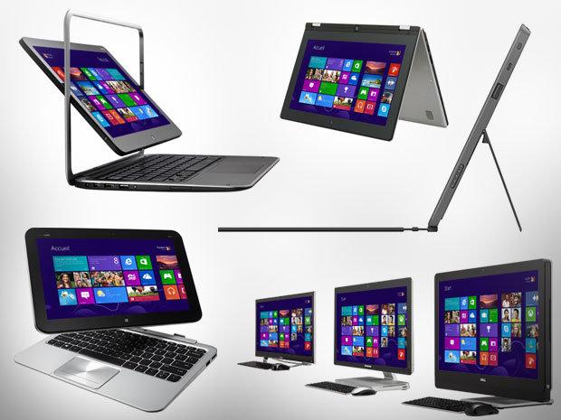 Windows 8 : tous les PC, tablettes et portables déjà en vente