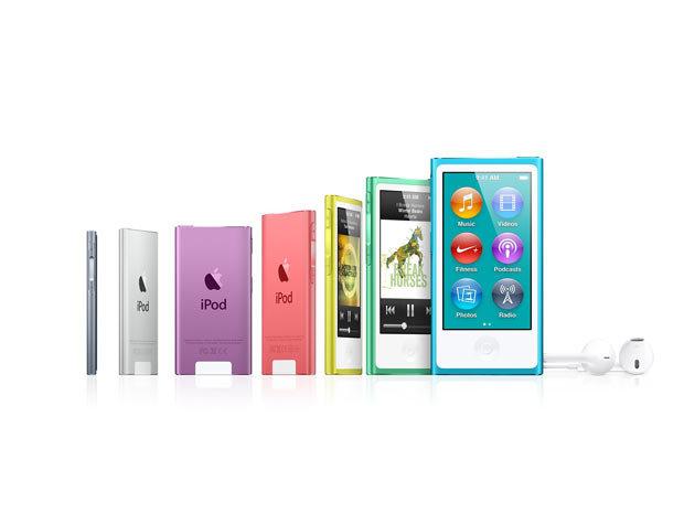 Apple supprime les iPod Nano et iPod Shuffle de sa gamme
