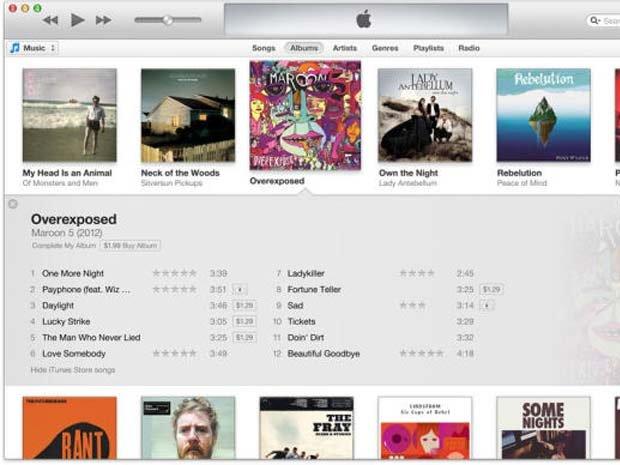 Apple repousse la sortie d'iTunes 11