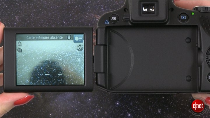 Démo du Canon PowerShot SX50 HS