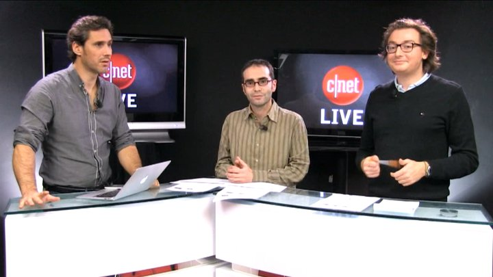 CNET Live édition spéciale : Keynote Apple du 23/10
