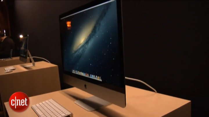 Apple iMac 21,5 pouces