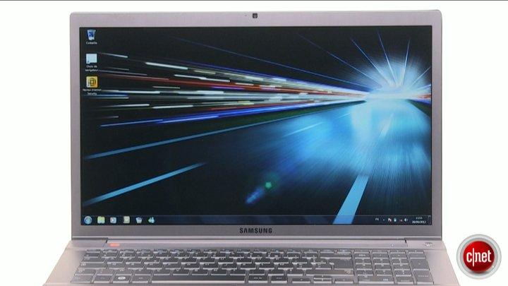 Démo du Samsung Série 7 Chronos 700Z7C