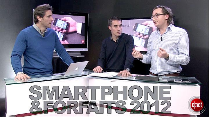 Quel smartphone et quel forfait choisir? CNET Live