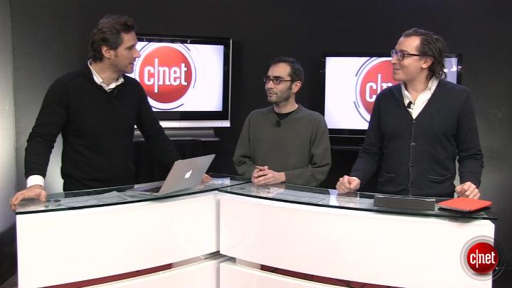 CNET Live : quelle tablette pour Noel