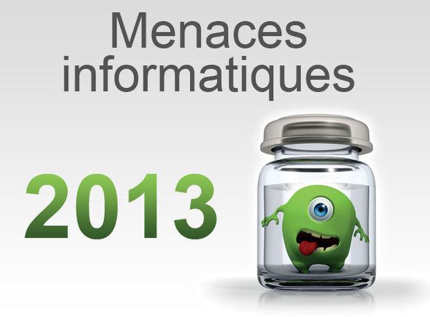 Sécurité informatique 2013 : menaces sur le mobile, le cloud et les objets connectés