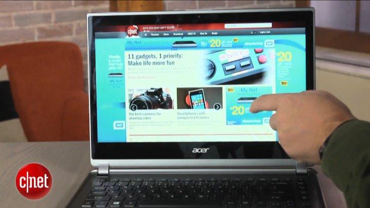 Acer Aspire M5-481PT, premier contact