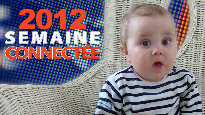 2012 : l'année des connectées