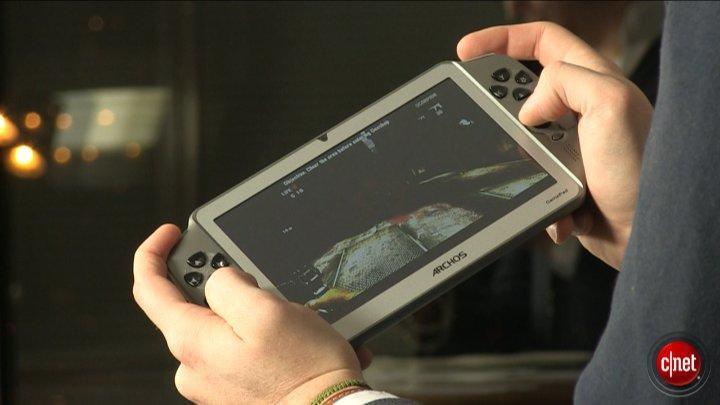 GamePad Archos, la prise en main
